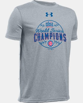 Kids' Chicago Cubs World Series Champ T-Shirt  1 Color $24.99