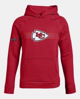 48c31345b Boys  NFL Combine Authentic Dot Print Armour Fleece® Hoodie 1 Color  Available  33