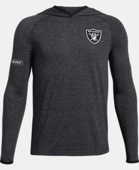 New Arrival Boys' NFL Combine Authentic UA Microthread Lightweight Hoodie  1  Color Available $50