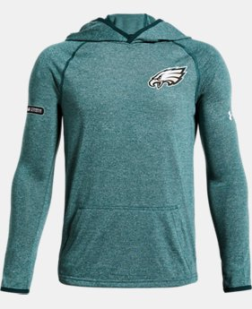 Boys' NFL Combine Authentic UA Microthread Lightweight Hoodie  11  Colors Available $50