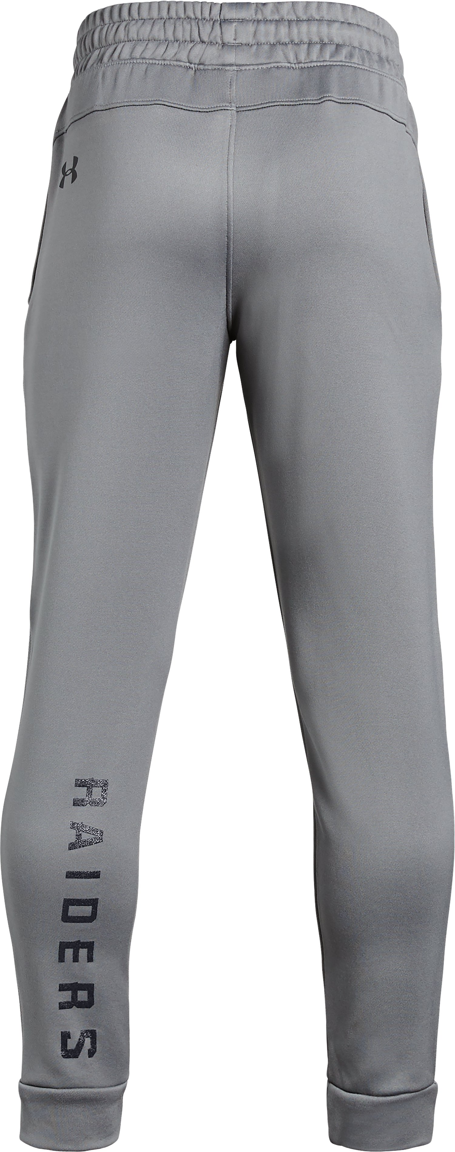 Boys' NFL Combine Authentic UA Tech™ Terry Joggers, NFL_Oakland Raiders_Graphite,