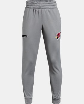 Boys' NFL Combine Authentic UA Tech™ Terry Joggers  1  Color Available $50
