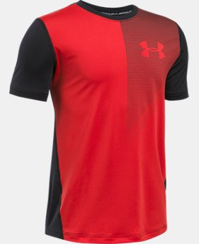 Boys' HeatGear® Training T-Shirt  1 Color $14.24