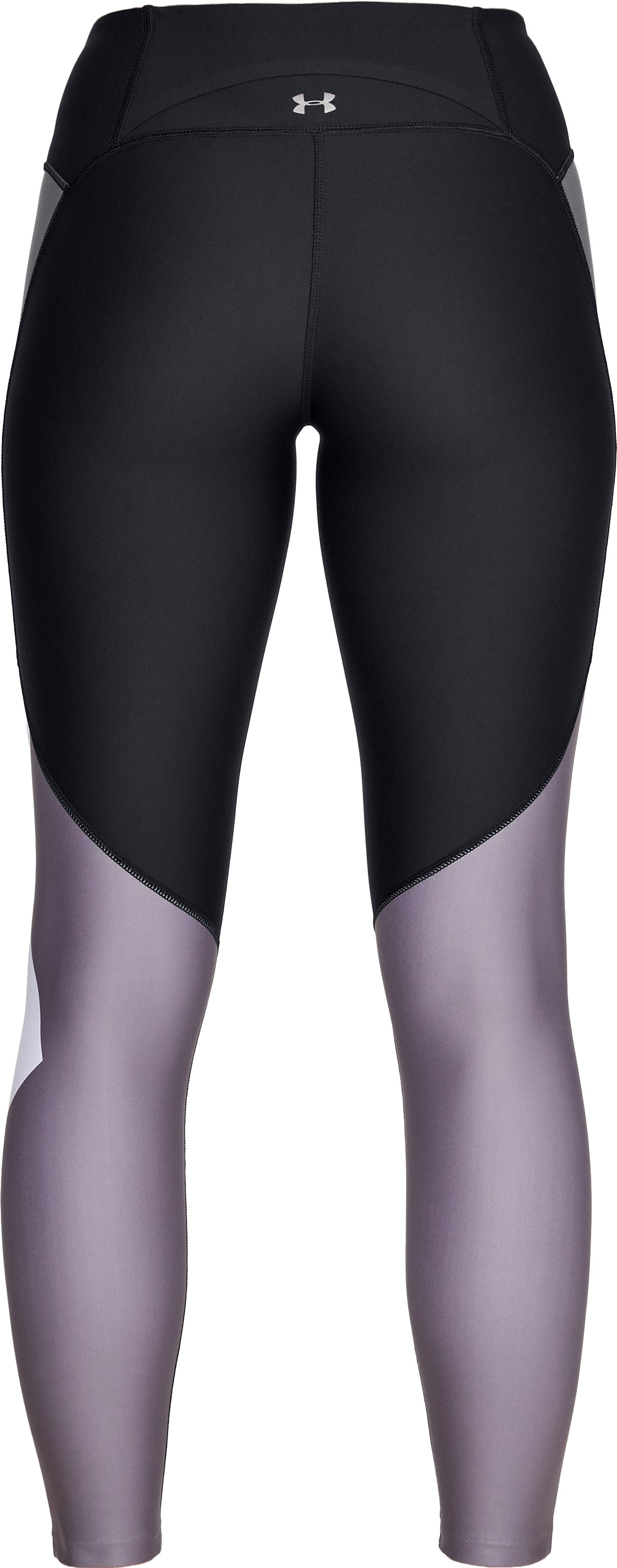 Women's UA Vanish Chop Block Engineered Leggings, Black ,