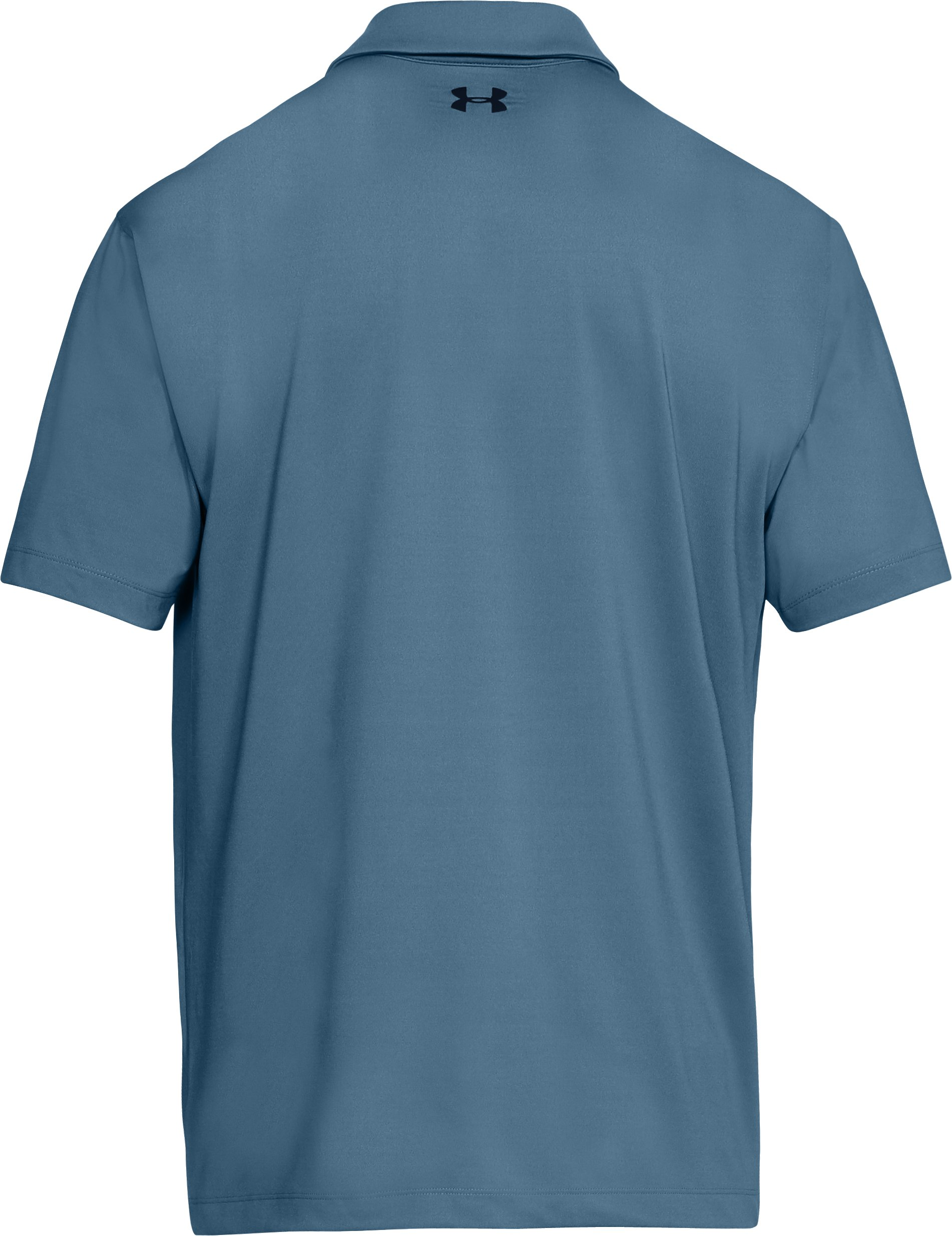 Men's UA CoolSwitch Launch Polo, BASS BLUE, undefined