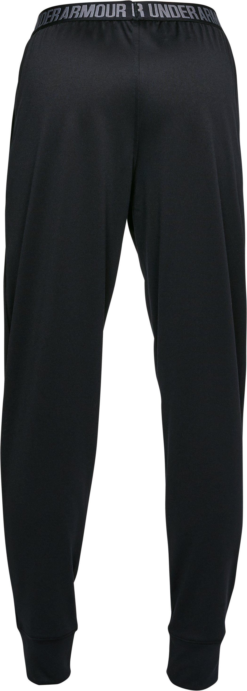Women's UA Play Up Pants, Black ,
