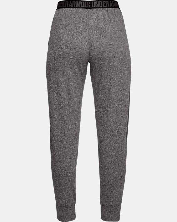 Women's UA Play Up Pants, Gray, pdpMainDesktop image number 4