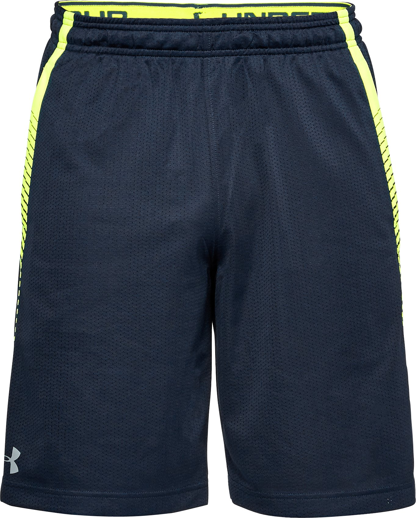 Men's UA Tech™ Mesh Shorts Graphic, Academy,