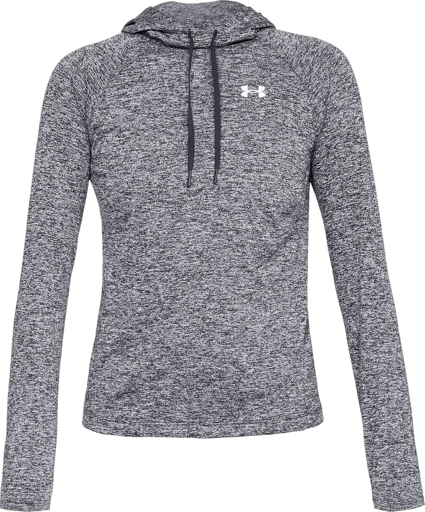 Women's UA Tech™ Twist Hoodie, Black ,