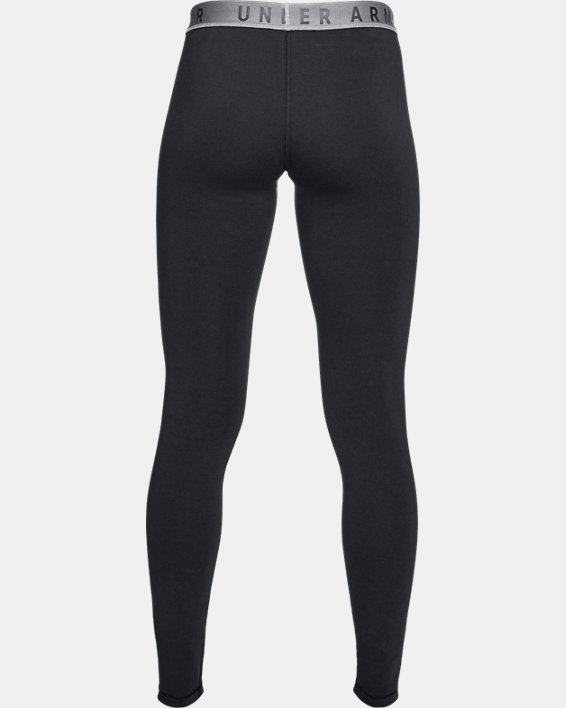 Women's UA Favorite Leggings, Black, pdpMainDesktop image number 4