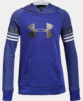 New Arrival Girls' UA Favorite Terry Hoodie  2 Colors $45