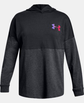 Girls' UA Finale Hoodie  3  Colors Available $35