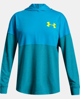 Girls' UA Finale Hoodie  2  Colors Available $35