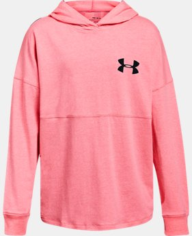 New Arrival Girls' UA Finale Hoodie  1  Color $35