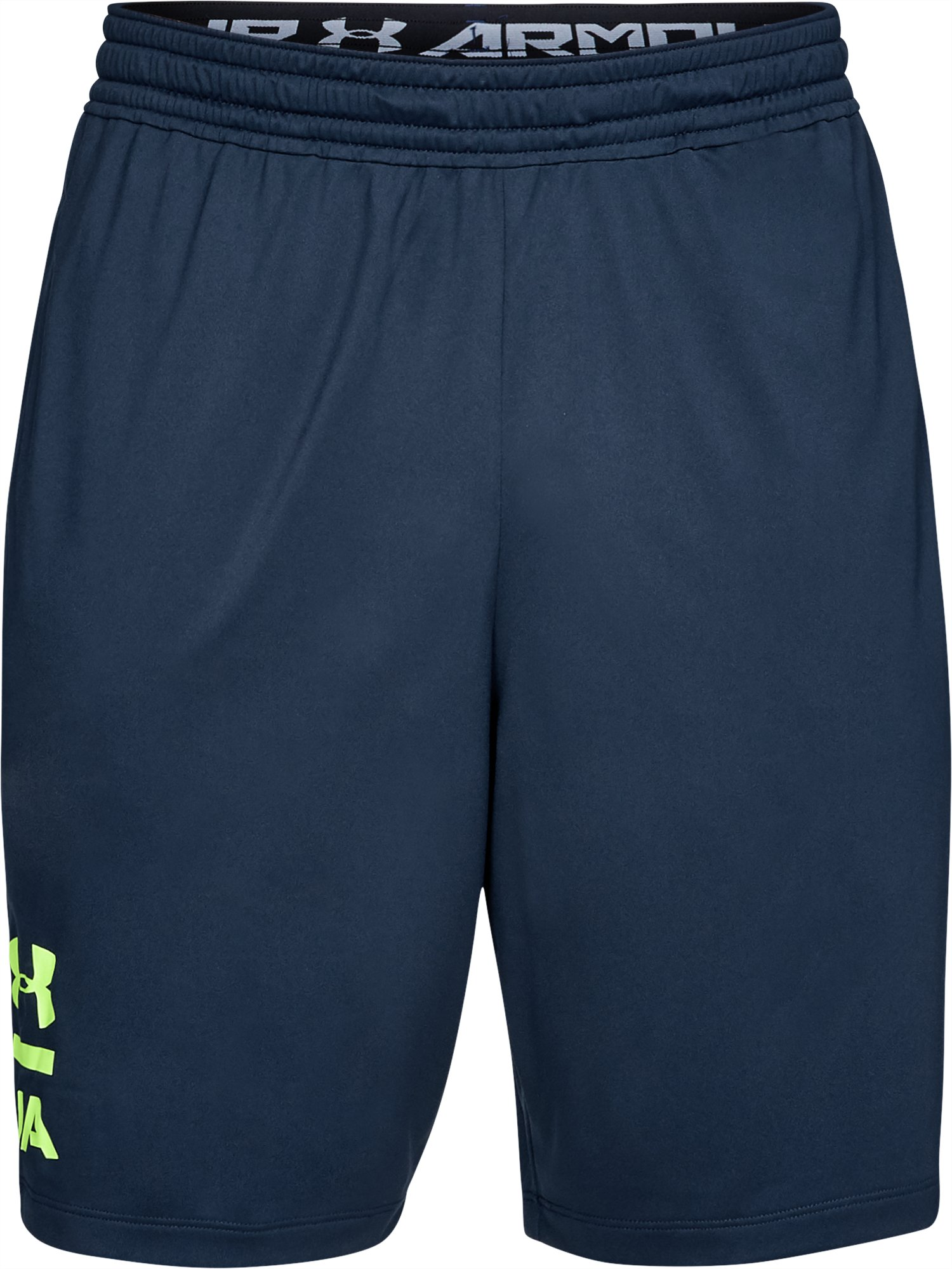 Men's UA MK-1 Graphic Shorts, Academy, undefined