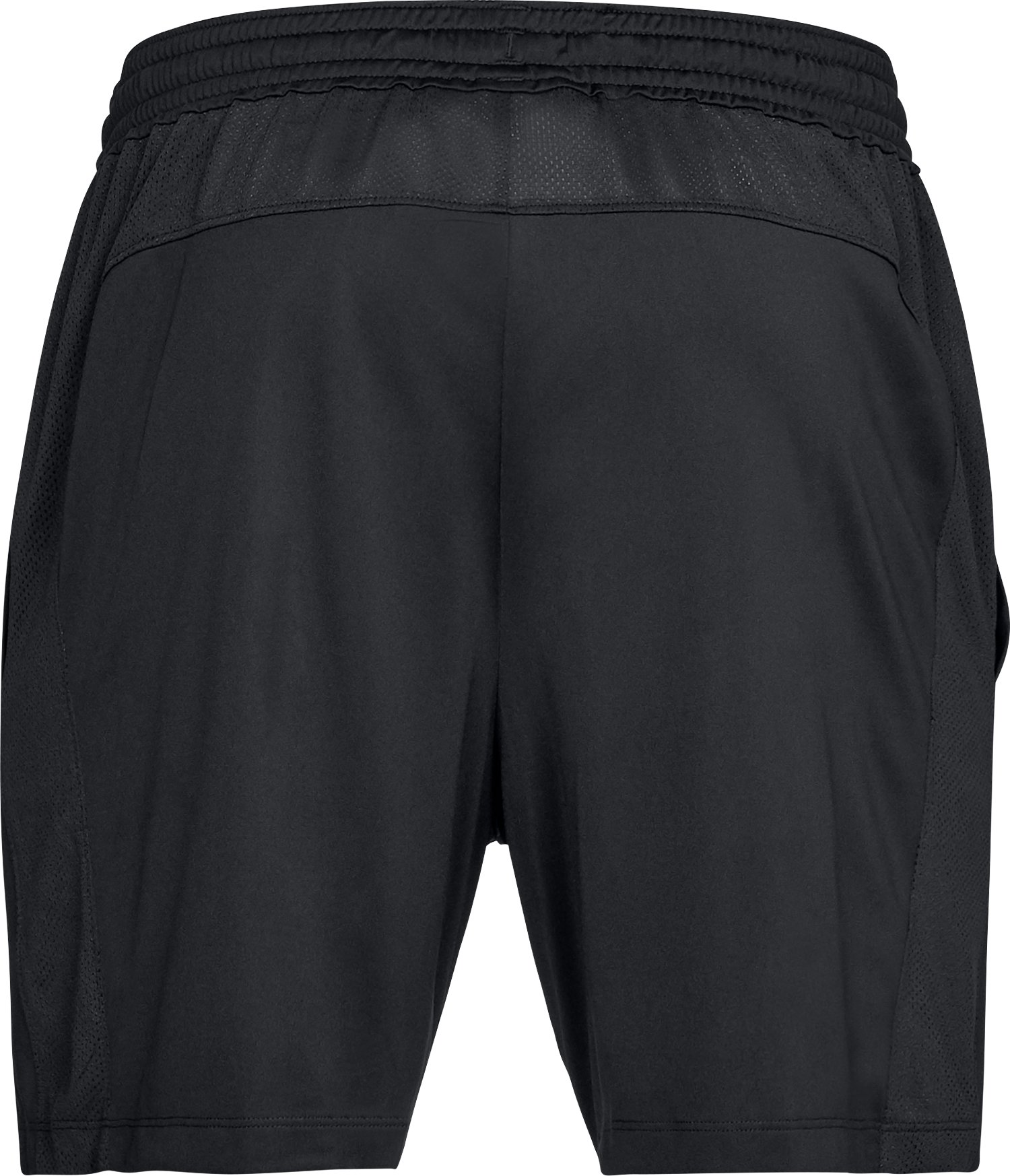 "Men's UA MK-1 7"" Shorts, Black ,"