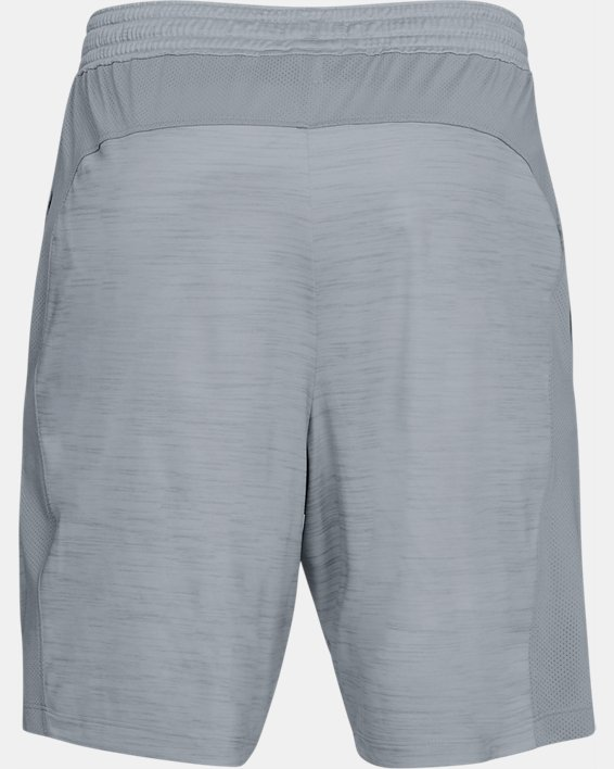 Men's UA MK-1 Twist Shorts, Gray, pdpMainDesktop image number 4