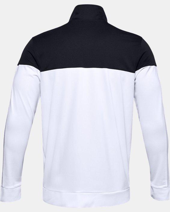 Chaqueta UA Sportstyle Pique para hombre, Black, pdpMainDesktop image number 5