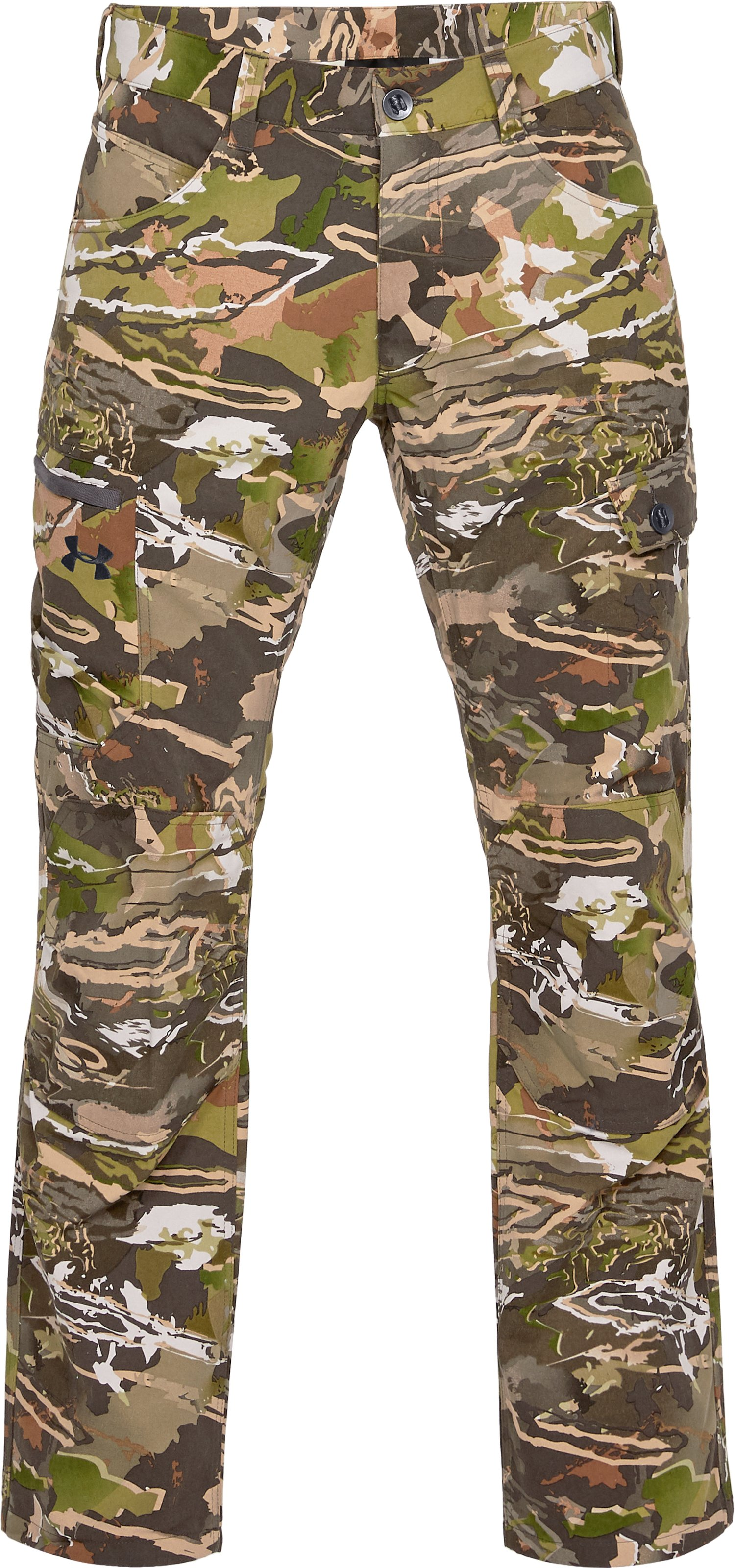 Men's UA Field Ops Pants, UA Forest Camo,