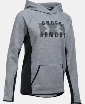 Women's  UA Storm Armour Fleece® Big Logo Twist Hoodie  6 Colors $48.99 to $52.49