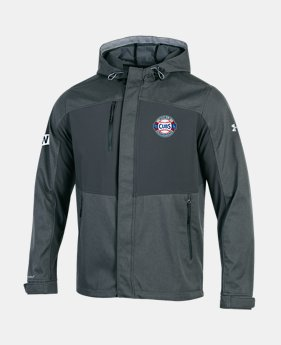 Men's Chicago Cubs UA Softshell Jacket   $139.99