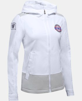Best Seller Women's Chicago Cubs UA Splitshell Jacket  1 Color $129.99