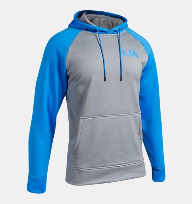 7dc513d035b0 Men s UA Storm Armour Fleece® Colorblock Hoodie