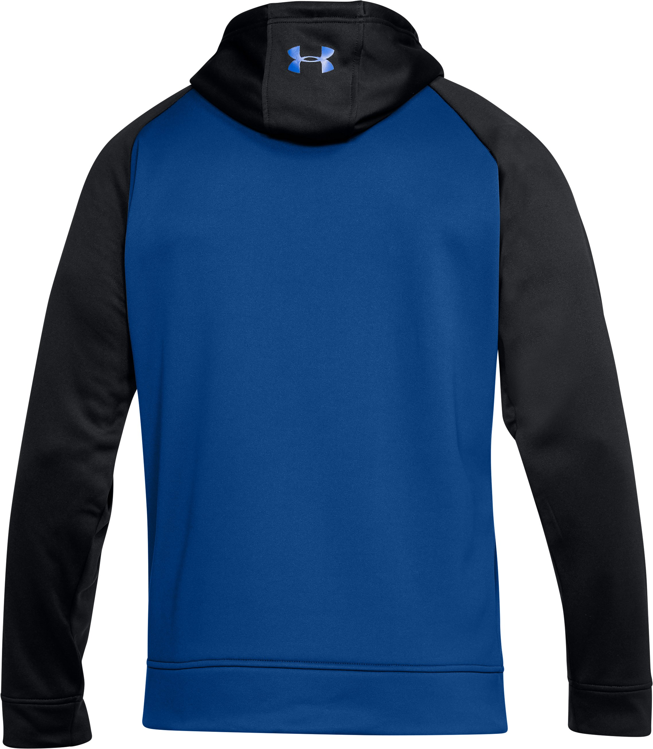 Men's UA Storm Armour Fleece® Colorblock Hoodie, Royal,
