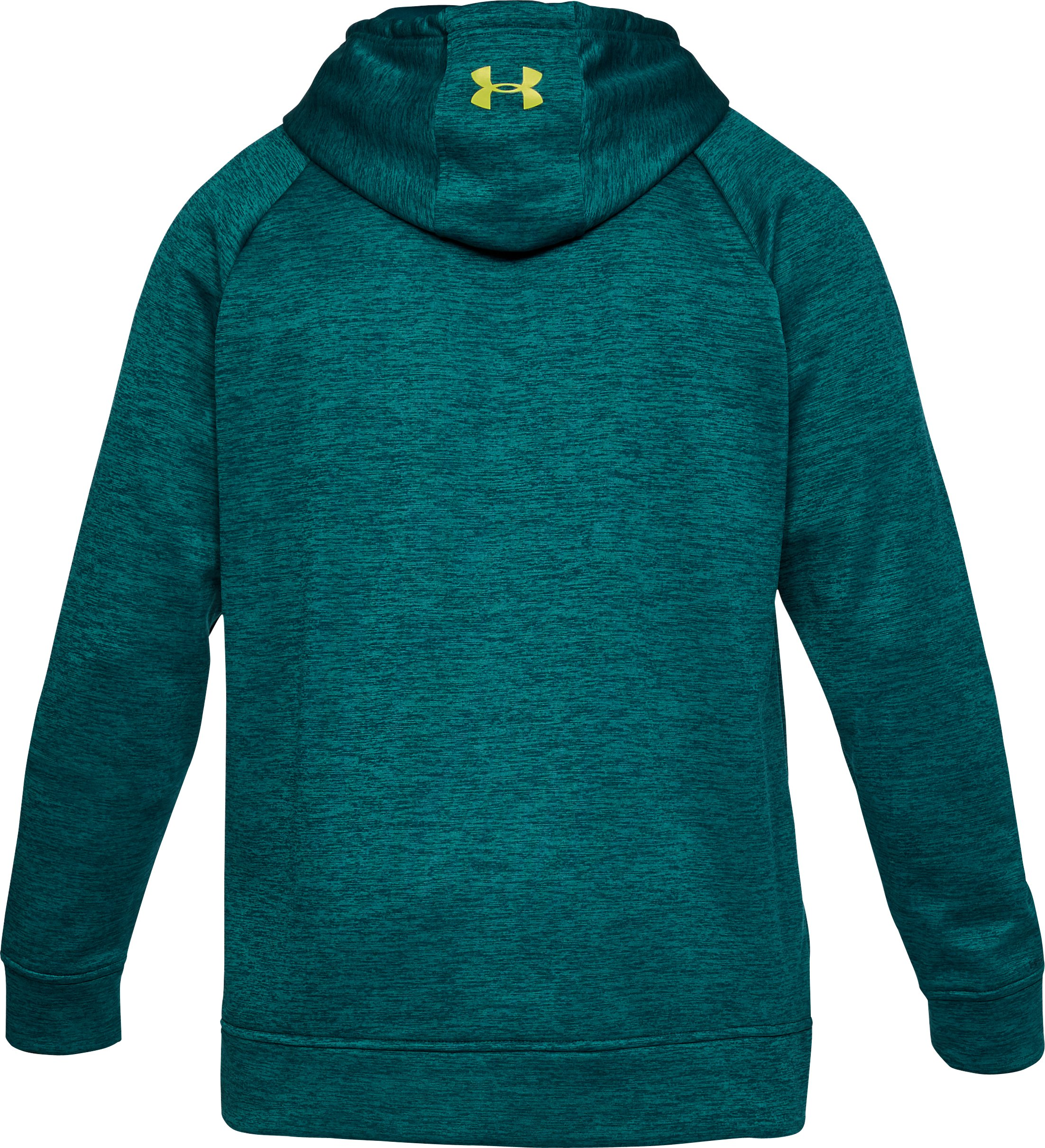 Men's UA Storm Armour Fleece® Tonal Twist Hoodie, ARDEN GREEN,
