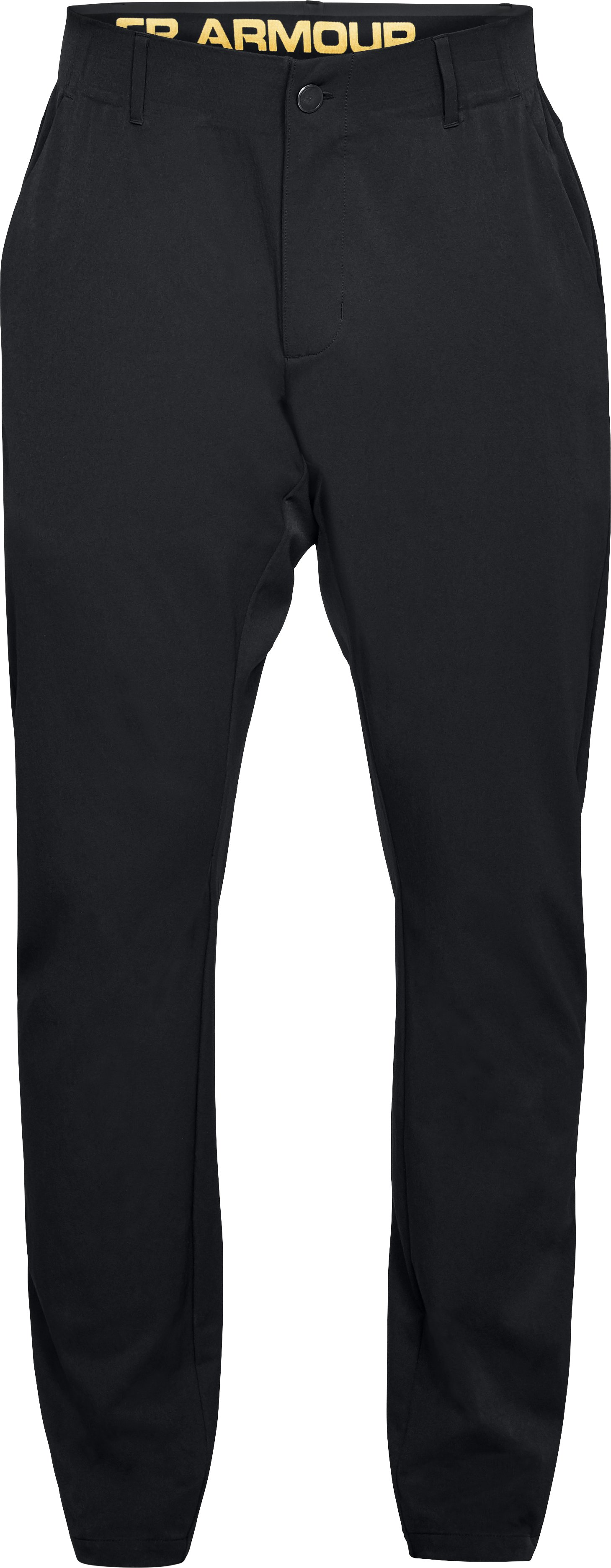 Men's UA Perpetual Pants, Black , undefined
