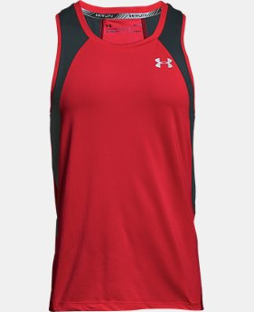New Arrival Men's UA CoolSwitch Singlet FREE U.S. SHIPPING 1  Color Available $45