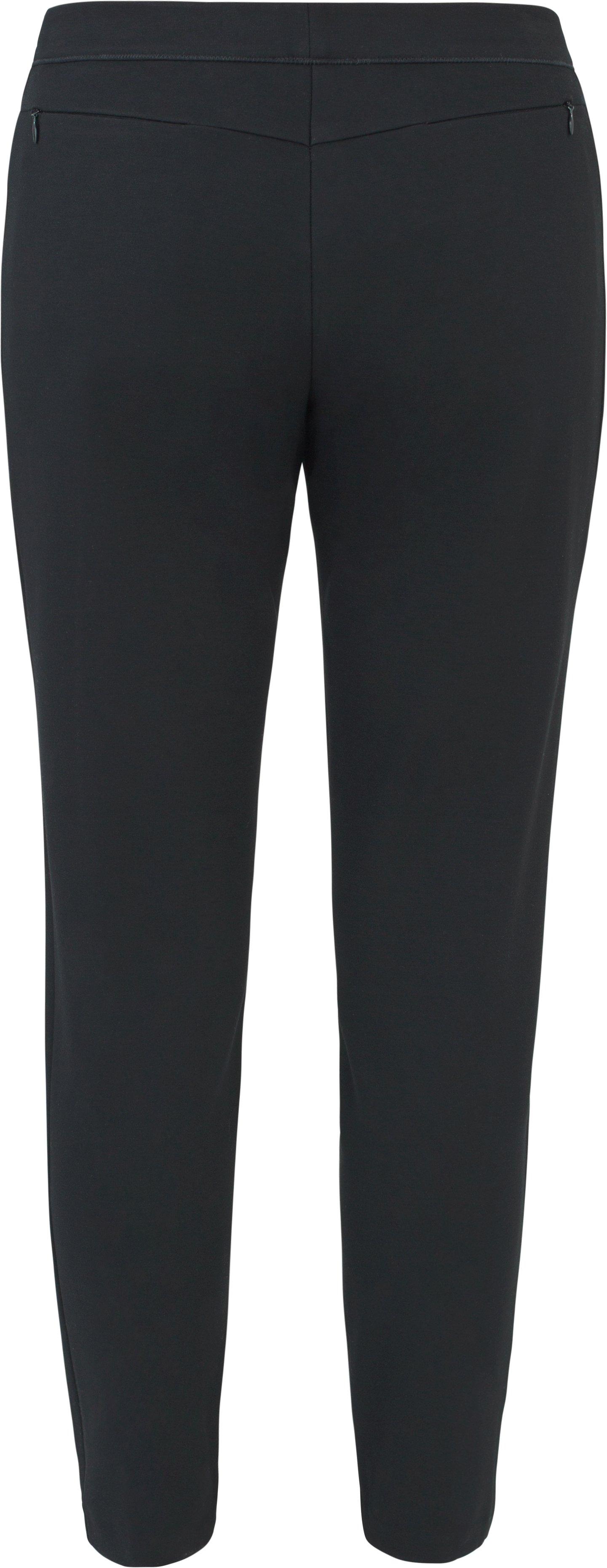 Women's UAS Knit Pull-On Pants, Black , undefined