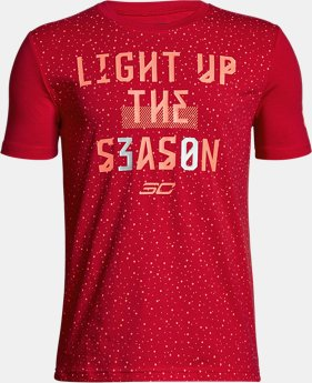 New Arrival Boys' SC30 Light Season T-Shirt  2 Colors $24.99