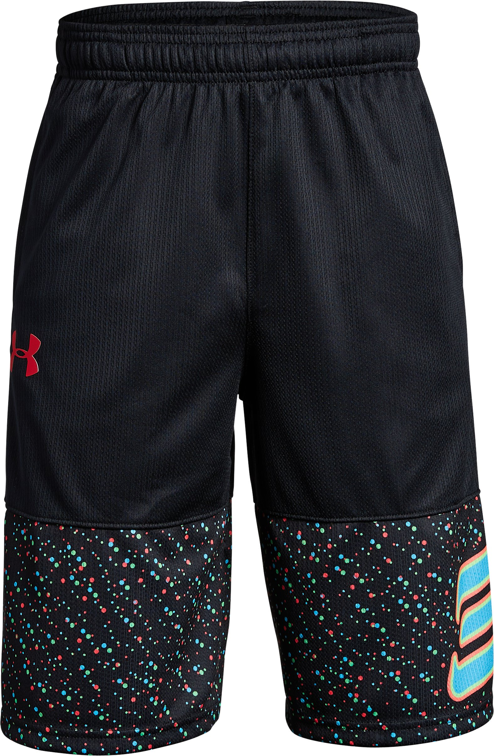 Boys' SC30 Lights Shorts, Black