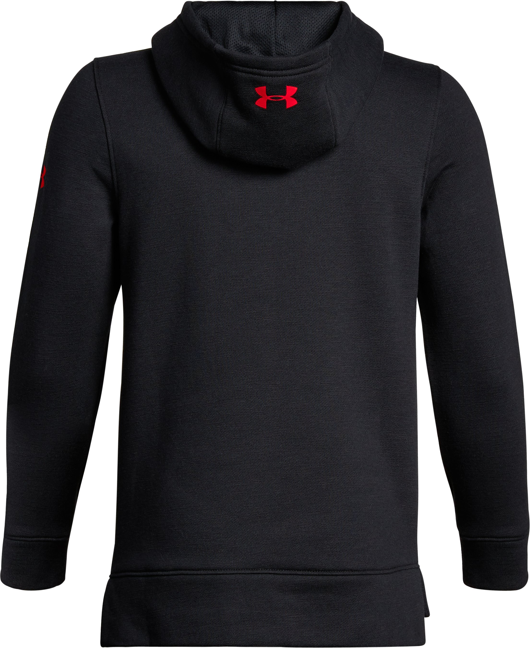 Boys' SC30 Lights Hoodie, Black ,