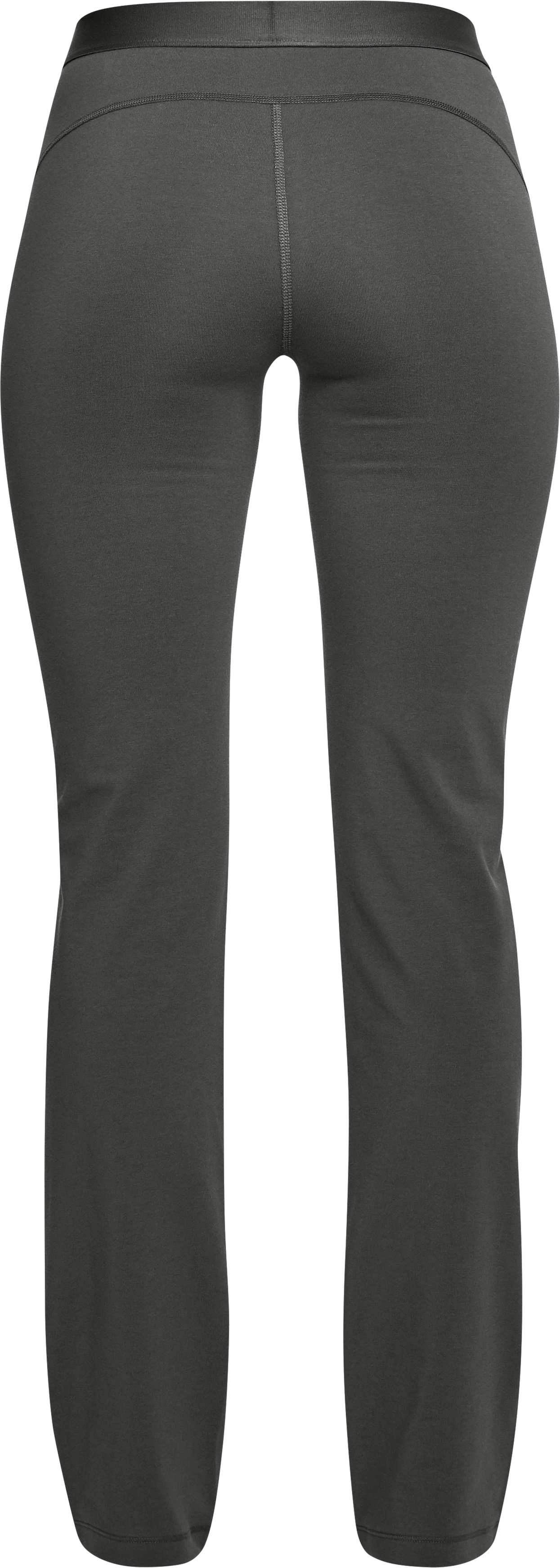 Women's UA Favorites Straight Leg Pants, NORI GREEN,