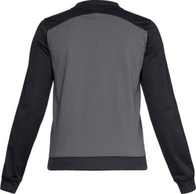 S Under Armour Y Challenger II Midlayer T-Shirt Manches Longues Enfant Noir