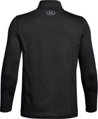S Under Armour Y Challenger II Midlayer T-Shirt Manches Longues Enfant Noir