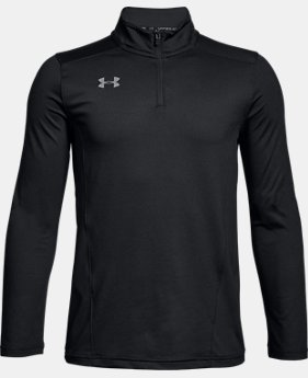 Youth UA Challenger II Midlayer Shirt  1  Color Available $50