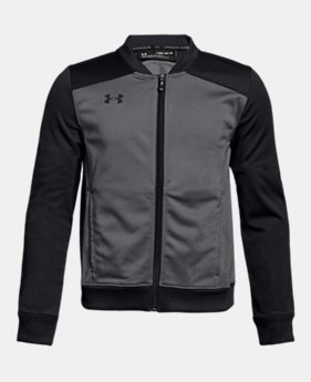 3108193e5923 New Arrival Youth UA Challenger II Track Jacket 5 Colors Available $60