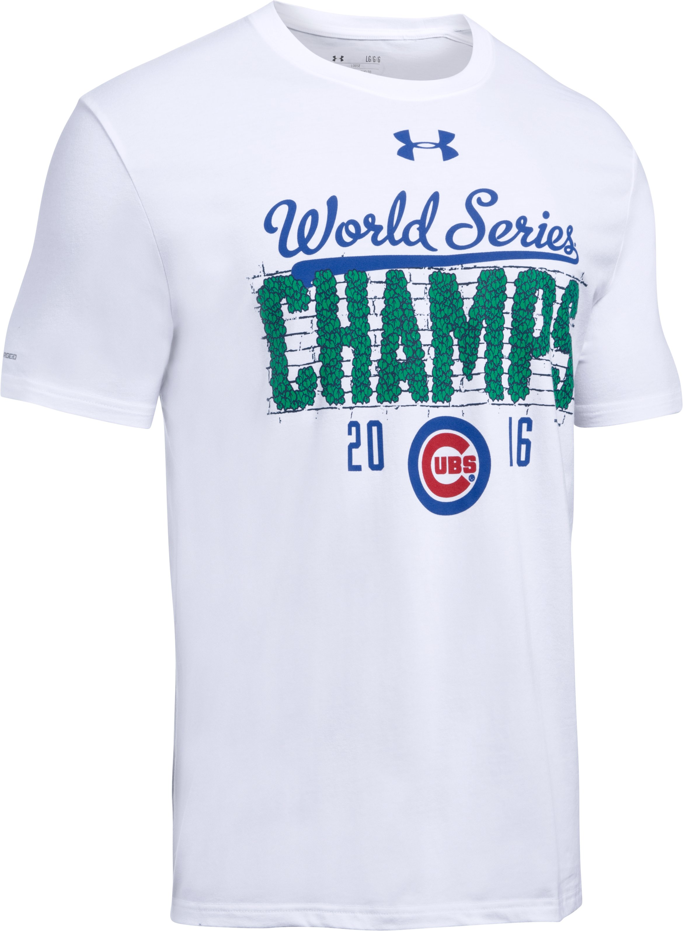 Men's Chicago Cubs Champ T-Shirt, White, undefined