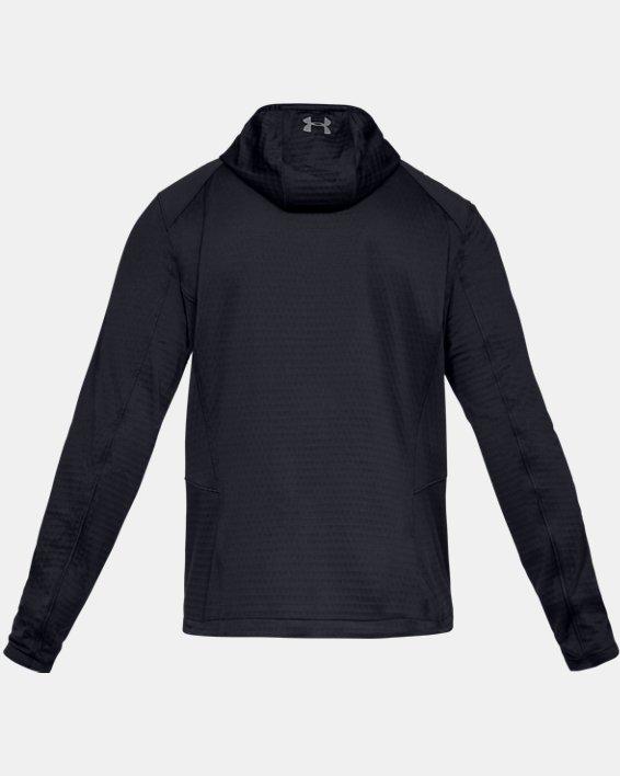 Men's ColdGear® Reactor Exert Jacket, Black, pdpMainDesktop image number 4