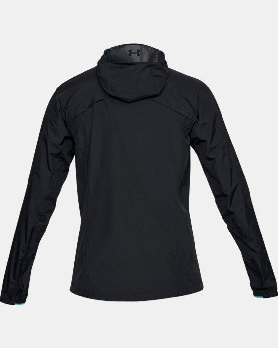 Women's UA Scrambler Jacket, Black, pdpMainDesktop image number 4