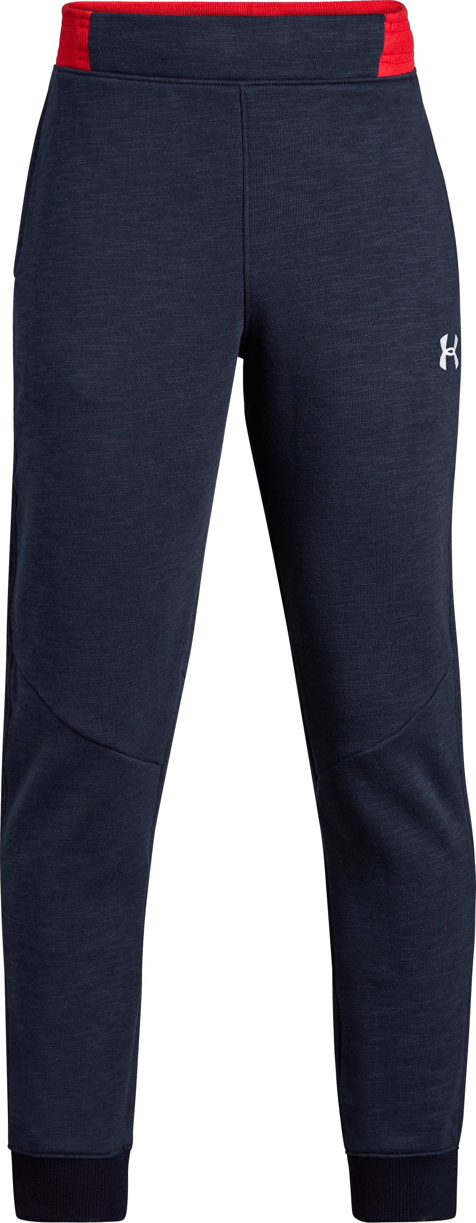 Boys' UA Stars & Stripes Warm-Up Pants 1 Color $44.99