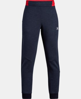 New Arrival Boys' UA USA Warm-Up Pants   $44.99