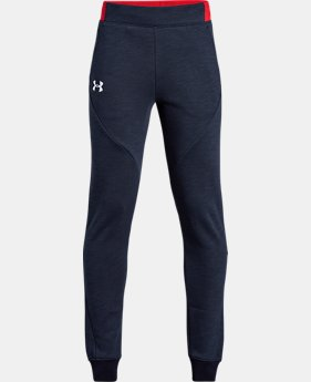 New Arrival Girls' UA USA Warm Up Pants  1 Color $44.99