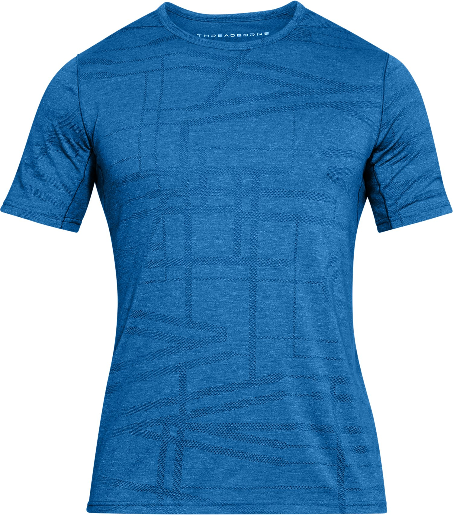 Men's UA Siro Elite Short Sleeve, Mediterranean,