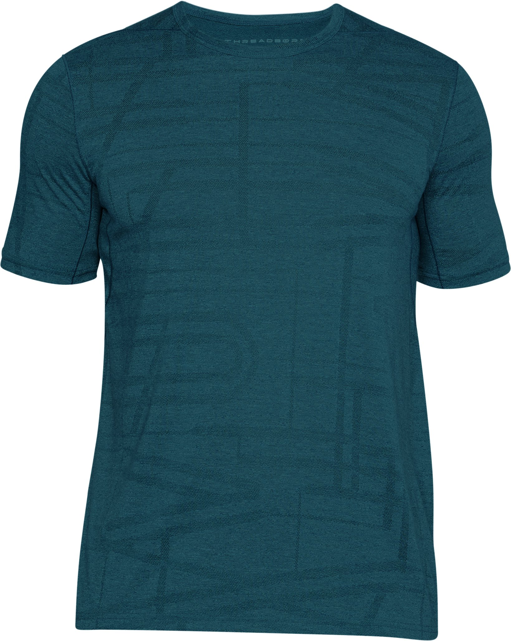 Men's UA Siro Elite Short Sleeve, TOURMALINE TEAL,