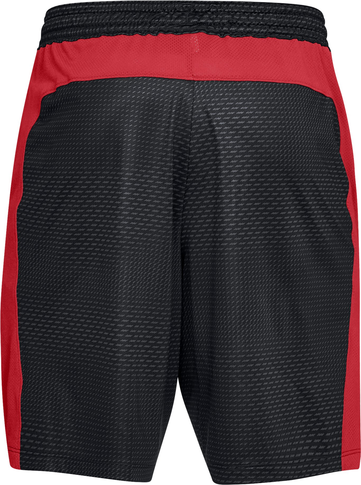 Men's UA MK-1 Printed Shorts, Black , undefined