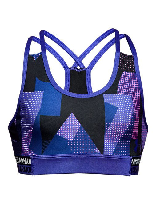 66f50ce56d559 This review is fromGirls  HeatGear® Armour Printed Bra.